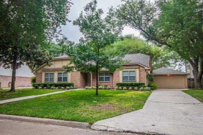 Houston TX Single Family Home For Sale: $209,990