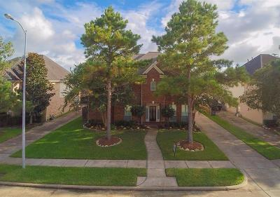 Pearland Single Family Home For Sale: 3114 Summerwind Court