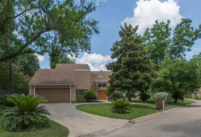 Houston Single Family Home For Sale: 5419 Winding Way Drive