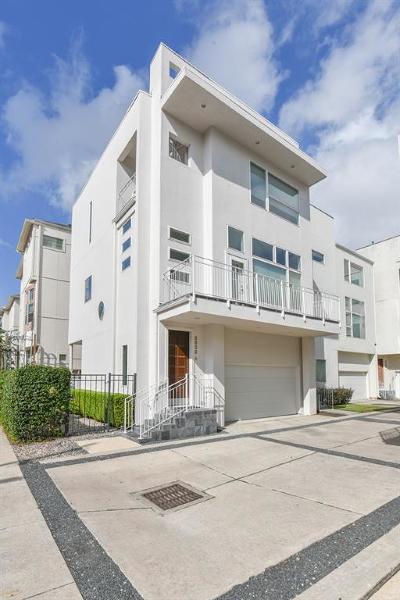 Single Family Home For Sale: 5632 Kiam Street #A