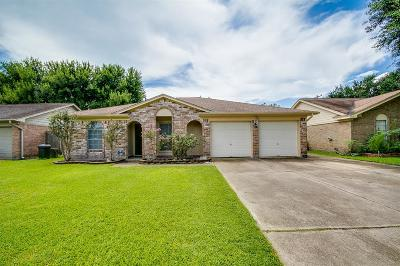 Texas City Single Family Home For Sale: 2705 N 34th Avenue