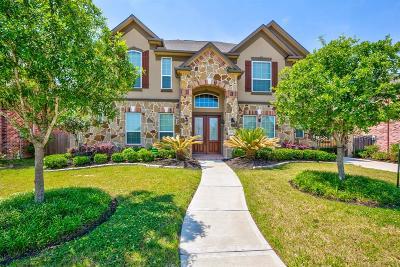 Sugar Land Single Family Home For Sale: 5622 Kipling Glen Court