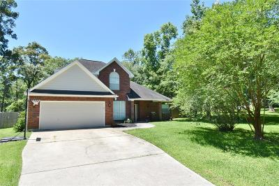 Conroe Single Family Home For Sale: 2432 Carriage Lamp Lane