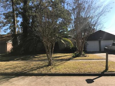 Spring Single Family Home For Sale: 5506 Maplegate Drive