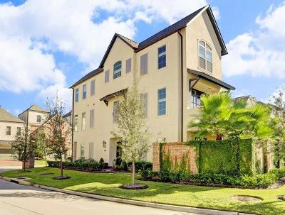 The Woodlands Single Family Home For Sale: 111 Gateway Park Place