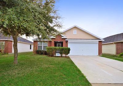 Texas City Single Family Home For Sale: 9119 Amberjack Drive