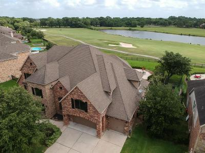 Katy Single Family Home For Sale: 6407 Indiangrass Lane