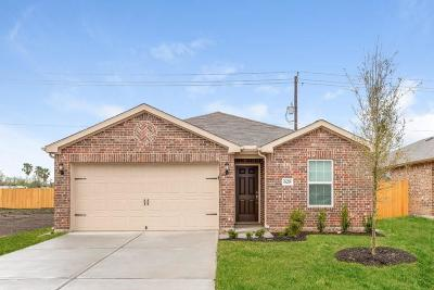 Galveston County Rental For Rent: 628 Totem Trail Drive