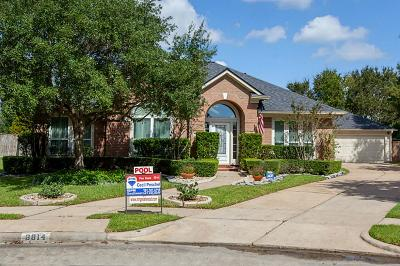 Sugar Land Single Family Home For Sale: 8814 Chipping Rock Drive