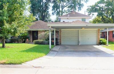 Houston Single Family Home For Sale: 5611 Nina Lee Lane