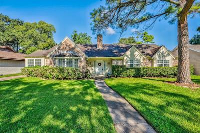 Houston Single Family Home For Sale: 9610 Moorberry Lane