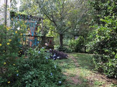 Montgomery Single Family Home For Sale: 16909 W Alderson