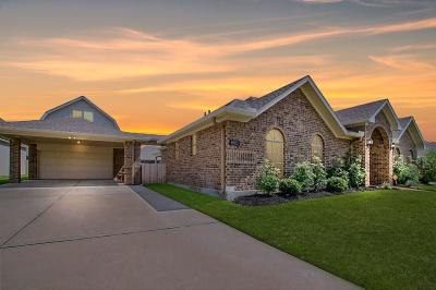 Manvel Single Family Home For Sale: 6603 Sam Rayburn Drive