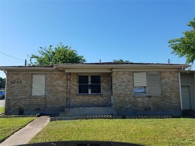 Galveston County Single Family Home For Sale: 5201 Avenue R