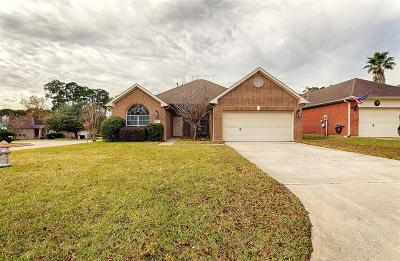 Conroe Single Family Home For Sale: 7801 Nikis Crossing