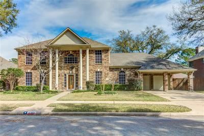 Tomball Single Family Home For Sale: 16307 Willowpark Drive