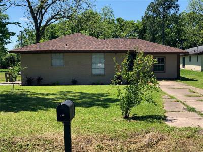 Brazoria Single Family Home For Sale: 404 Marion Street