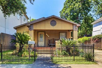 Single Family Home For Sale: 703 Wendel Street