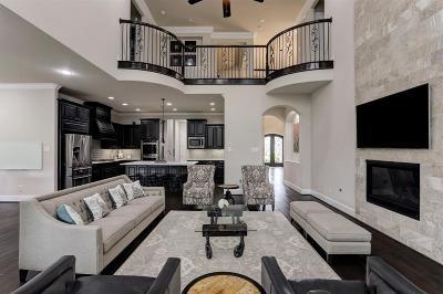 Katy Single Family Home For Sale: 2110 Granite Brook Lane