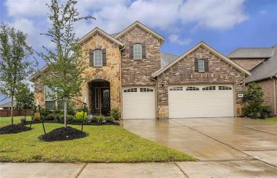 Katy TX Single Family Home For Sale: $378,566