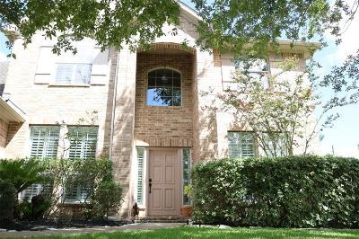 Katy Single Family Home For Sale: 26402 Suffield Glen Lane