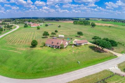 Waller County Single Family Home For Sale: 27370 Spring Hill Road