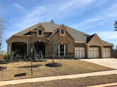 Conroe Single Family Home For Sale: 14108 N Evergreen Ridge Court