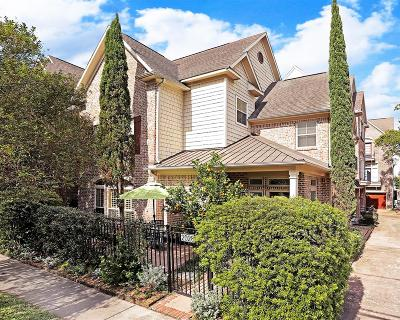 Houston Single Family Home For Sale: 2028 Vermont Street