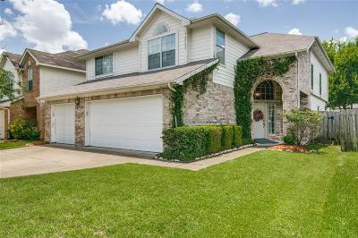 Houston Single Family Home For Sale: 14727 Englebrook Drive