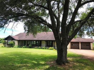 Austin County Country Home/Acreage For Sale: 13411 Lake Road
