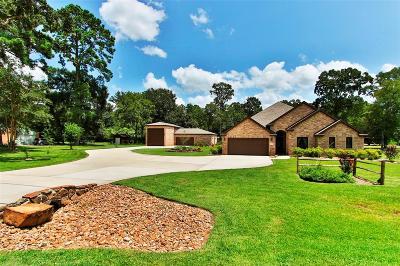 Magnolia Single Family Home For Sale: 24406 Lori Lane