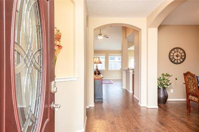 Manvel Single Family Home For Sale: 3330 Barnes Lane
