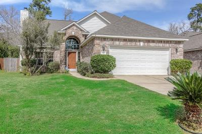 Conroe Single Family Home For Sale: 210 Maple Lane