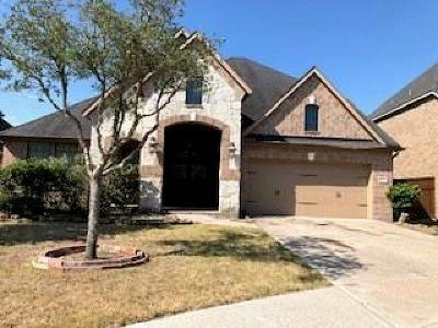 Fulshear TX Single Family Home For Sale: $326,000