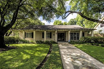 Houston Single Family Home For Sale: 7803 Meadowglen Lane