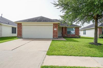 Katy Single Family Home For Sale: 19427 Kadabra Drive