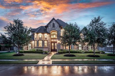 Katy Single Family Home For Sale: 27807 Stonehurst Ln