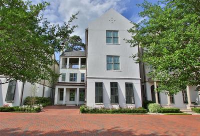 Houston Single Family Home For Sale: 84 Audubon Hollow Lane