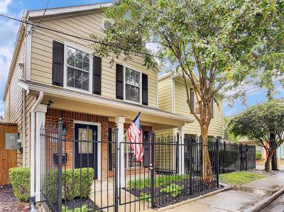 Houston Single Family Home For Sale: 1104 Buckner Street