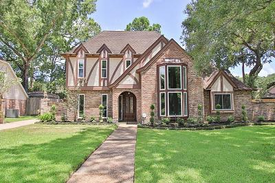 Harris County Single Family Home For Sale: 14618 Kellywood Lane