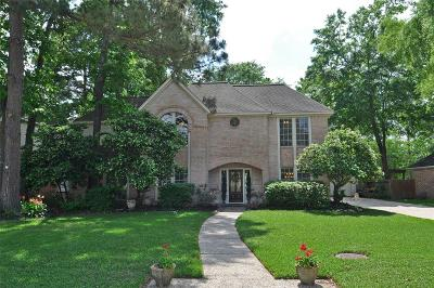Kingwood Single Family Home For Sale: 2219 Mountain Lake
