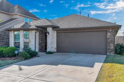 Richmond TX Single Family Home For Sale: $222,000