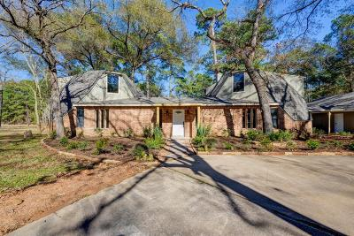 Hockley Single Family Home For Sale: 23414 Green Forest Street