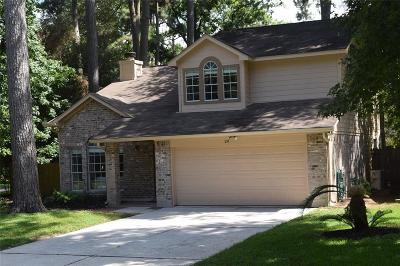 The Woodlands Single Family Home For Sale: 29 N Rain Forest Court