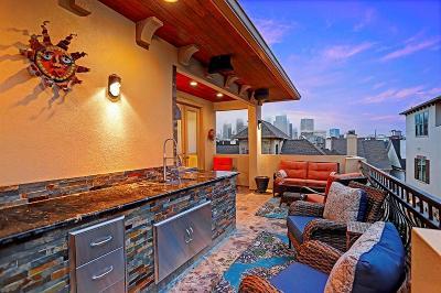 Houston Condo/Townhouse For Sale: 338 Bomar Street