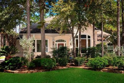 The Woodlands Single Family Home For Sale: 10 Gallant Oak Place