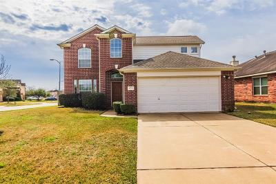 Tomball Single Family Home For Sale: 8703 Sandusky Court