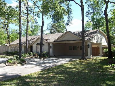 Conroe Single Family Home For Sale: 27214 Robinson Road