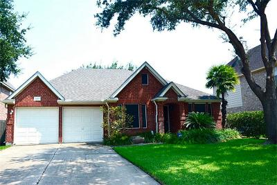 Sugar Land Single Family Home For Sale: 11815 McKinney Falls Court