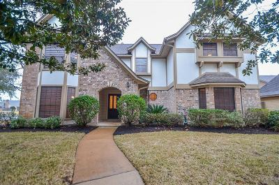 Sugar Land Single Family Home For Sale: 820 Wood Bridge Circle